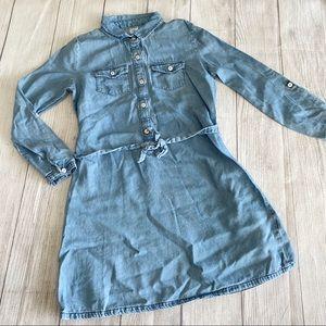 Carters lightweight denim dress
